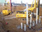 Ход строительства дома № 2 в ЖК Красная поляна - фото 66, Октябрь 2015