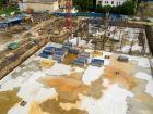 Ход строительства дома № 1 первый пусковой комплекс в ЖК Маяковский Парк - фото 97, Август 2020