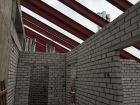 Ход строительства дома №1 в ЖК Воскресенская слобода - фото 17, Октябрь 2017