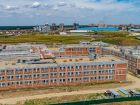 Ход строительства дома Литер 22 в ЖК Светлоград - фото 45, Июнь 2019