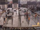 Ход строительства дома Литер 9 в ЖК Звезда Столицы - фото 45, Декабрь 2019