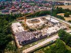 ЖК Открытие - ход строительства, фото 93, Июнь 2019