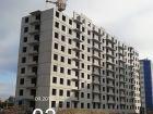Ход строительства дома № 17 в ЖК Торпедо - фото 22, Сентябрь 2019