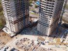 Ход строительства дома Литер 1 в ЖК Звезда Столицы - фото 67, Апрель 2019
