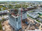 Ход строительства дома № 7 в ЖК Планетарий - фото 22, Май 2018