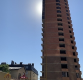 Ход строительства дома № 1 в ЖК Мега -