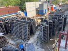ЖК Онегин - ход строительства, фото 6, Июнь 2020
