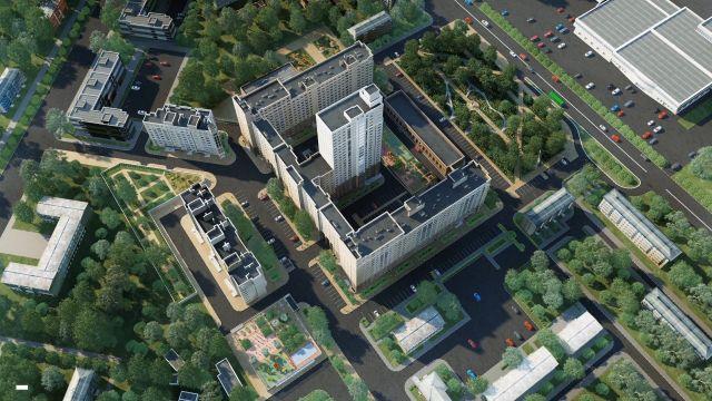 Дом 60/3 в ЖК Москва Град - фото 4