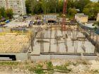 Ход строительства дома № 1 первый пусковой комплекс в ЖК Маяковский Парк - фото 93, Сентябрь 2020