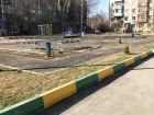ЖК Янтарный - ход строительства, фото 5, Апрель 2019