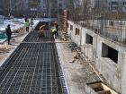 Ход строительства дома № 1 в ЖК Дворянский - фото 93, Март 2016