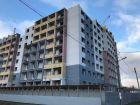 Ход строительства дома № 1 в ЖК Удачный 2 - фото 93, Ноябрь 2019
