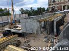 ЖК Волна - ход строительства, фото 56, Май 2019