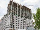 ЖК КМ Флагман - ход строительства, фото 12, Июнь 2020