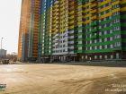 Ход строительства дома № 8 в ЖК Красная поляна - фото 59, Октябрь 2016