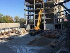 ЖК Волна - ход строительства, фото 43, Сентябрь 2019