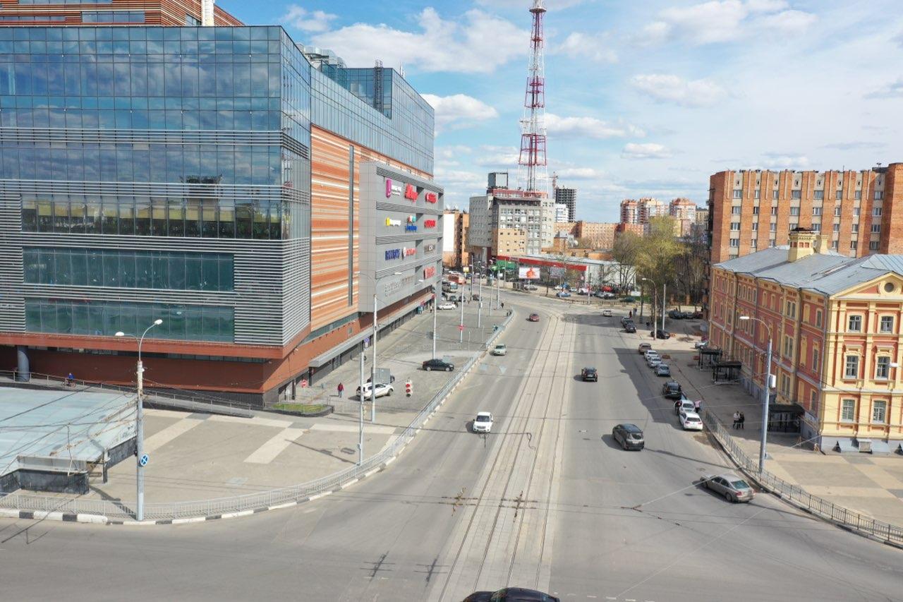 """Офисное здание напротив ТРК """"Небо"""" продается в Нижнем Новгороде - фото 1"""