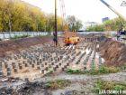 ЖК Комарово - ход строительства, фото 104, Октябрь 2018