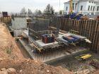 Ход строительства дома на Минина, 6 в ЖК Георгиевский - фото 42, Октябрь 2020