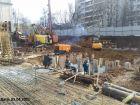 ЖК Аристократ - ход строительства, фото 33, Апрель 2021