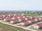 Ход строительства дома 2 типа в Микрогород Стрижи - фото 10, Октябрь 2017
