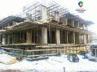Ход строительства дома № 1 в ЖК Маленькая страна - фото 16, Март 2017