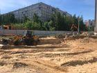 ЖК КМ Флагман - ход строительства, фото 37, Июль 2019