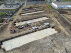 Ход строительства дома Литер 22 в ЖК Светлоград - фото 23, Сентябрь 2020