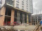 ЖК Вершина - ход строительства, фото 1, Октябрь 2020