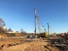 ЖК Орбита - ход строительства, фото 218, Ноябрь 2019