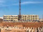 Ход строительства дома № 3А в ЖК Подкова на Гагарина - фото 74, Апрель 2019