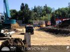 Ход строительства дома Литер 1 в ЖК Рубин - фото 53, Июль 2019