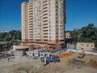 ЖК Ленина, 46 - ход строительства, фото 7, Июль 2021
