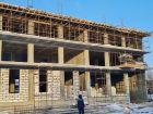 Ход строительства дома № 1 в ЖК Покровский - фото 47, Январь 2021