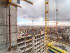 ЖК Каскад на Ленина - ход строительства, фото 124, Март 2019
