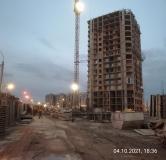 ЖК Метрополис - ход строительства,