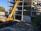 ЖК Волна - ход строительства, фото 44, Сентябрь 2019