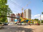 ЖК Каскад на Ленина - ход строительства, фото 84, Июль 2019
