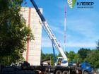 Ход строительства дома № 1 в ЖК Клевер - фото 130, Июнь 2018