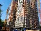 Ход строительства дома № 2 в ЖК Аврора - фото 4, Июнь 2020