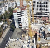 Ход строительства дома №2 в ЖК Гранд Империалъ -