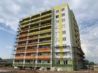 Ход строительства дома № 1 в ЖК Добрый - фото 33, Май 2019