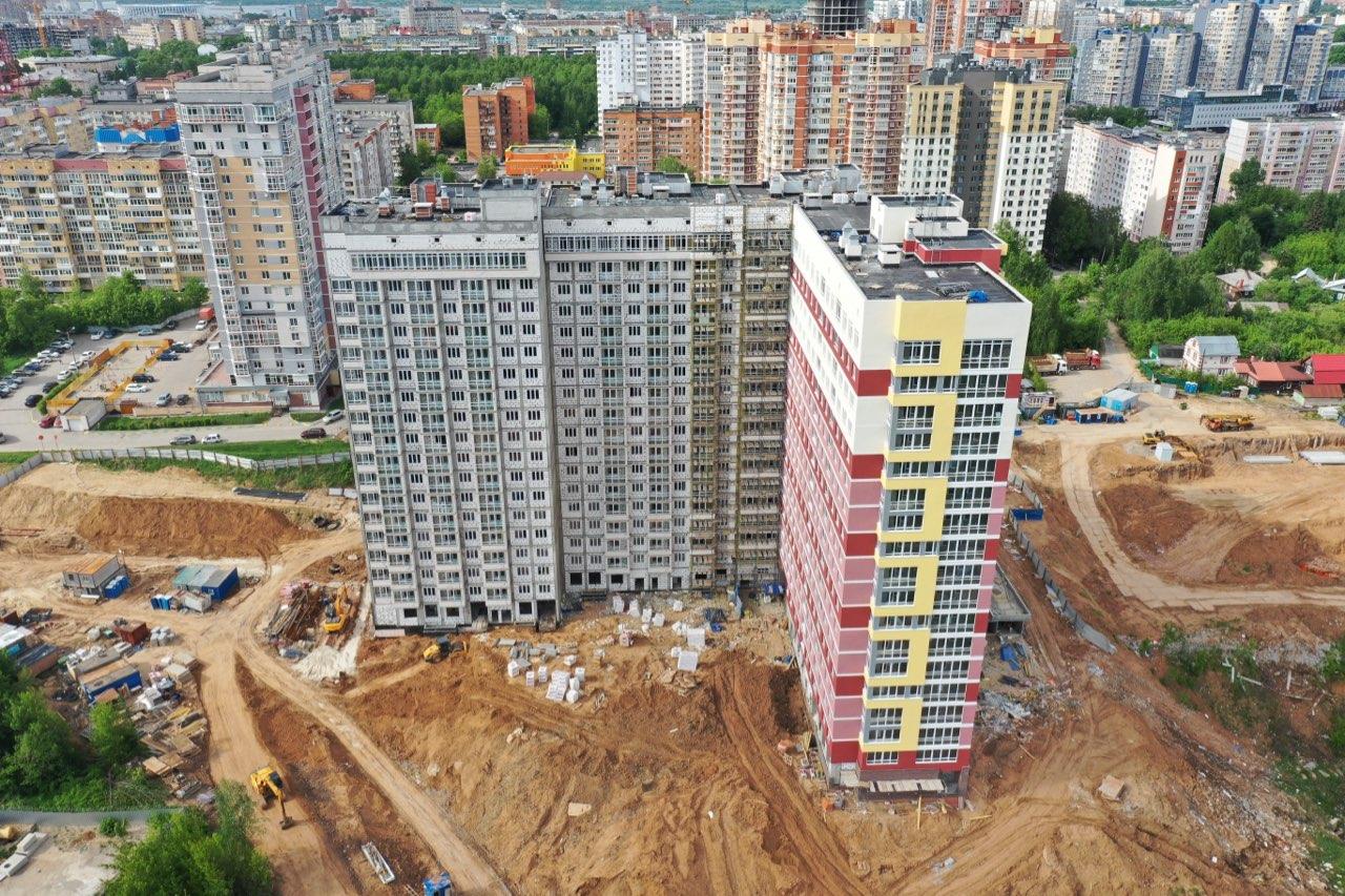 945 сделок ДДУ заключили в августе в Нижегородской области