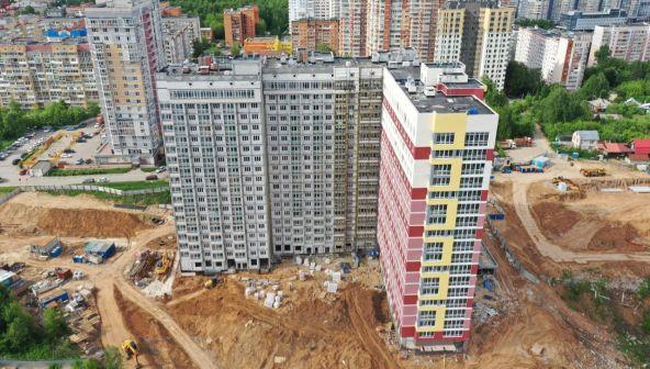 945 сделок ДДУ заключили в сентябре в Нижегородской области