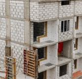 Ход строительства дома 2 позиция 5-8 секция в ЖК Мандарин -