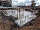 Ход строительства дома Литер 5/1 в ЖК Вересаево - фото 12, Март 2020