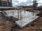 Ход строительства дома Литер 5/1 в ЖК Вересаево - фото 22, Март 2020