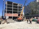 ЖК Волна - ход строительства, фото 57, Май 2020