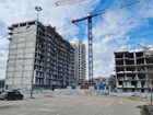 Ход строительства дома № 1 в ЖК Покровский - фото 37, Апрель 2021