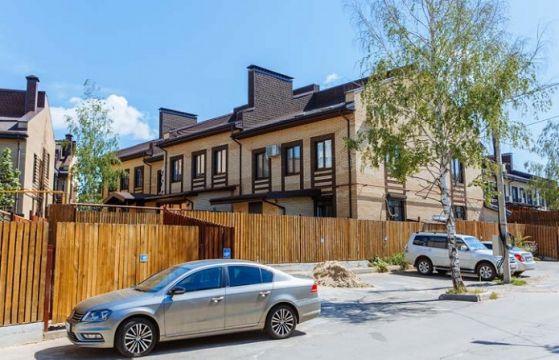 Дом № 424 (от 72 до 144 м2) в КП Аладдин - фото 1